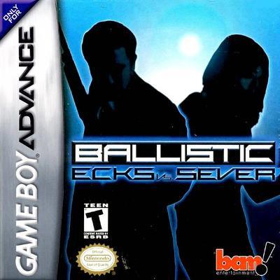 Ballistic: Ecks vs. Sever Cover Art