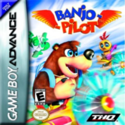 Banjo Pilot Cover Art