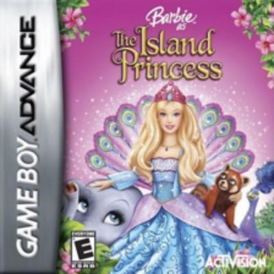 Barbie as the Island Princess Cover Art