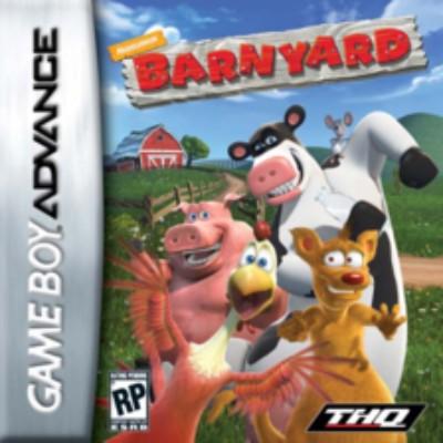 Barnyard Cover Art