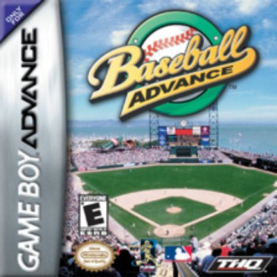 Baseball Advance Cover Art