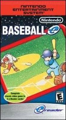 Baseball-e Cover Art
