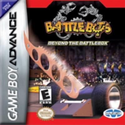 BattleBots: Beyond the Battlebox Cover Art