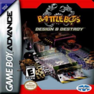 Battlebots: Design And Destroy Cover Art