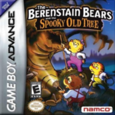 Berenstain Bears and the Spooky Old Tree Cover Art
