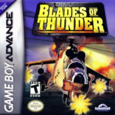 Blades of Thunder Cover Art