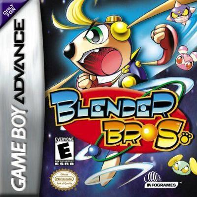 Blender Bros. Cover Art