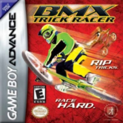 BMX Trick Racer Cover Art