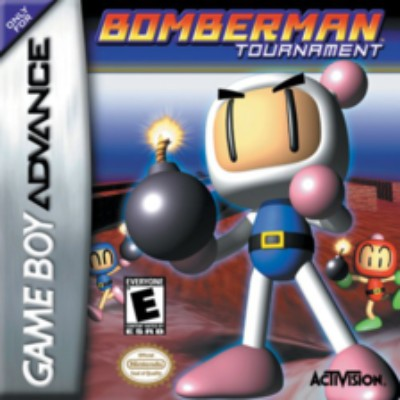 Bomberman Tournament Cover Art