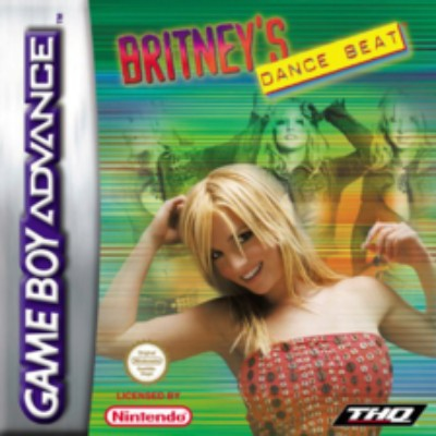 Britney's Dance Beat Cover Art