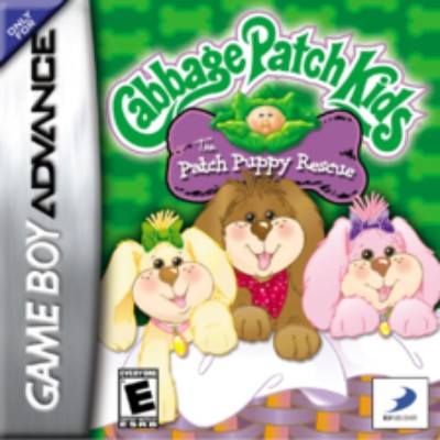 Cabbage Patch Kids: The Patch Puppy Rescue Cover Art