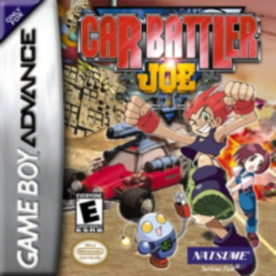 Car Battler Joe Cover Art