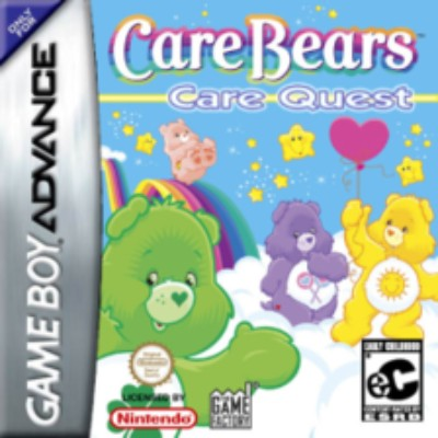 Care Bears: Care Quest Cover Art