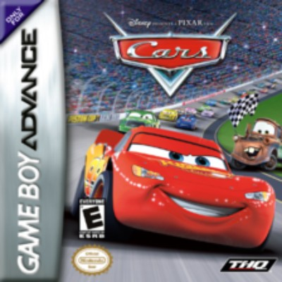 Cars Cover Art