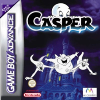 Casper Cover Art