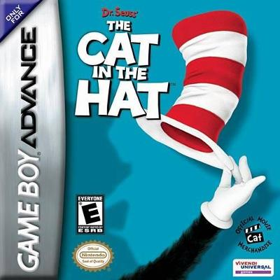 Cat in the Hat Cover Art