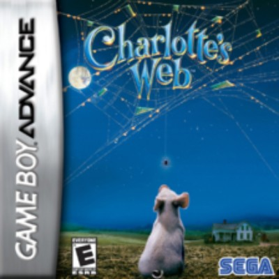 Charlotte's Web Cover Art