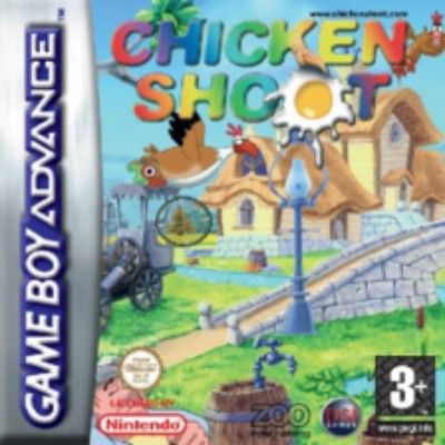 Chicken Shoot Cover Art