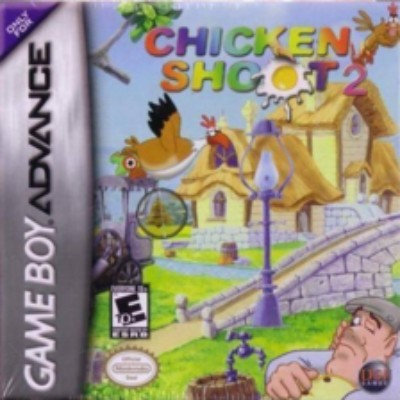 Chicken Shoot 2 Cover Art