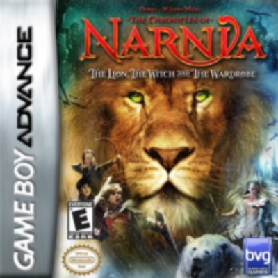 Chronicles of Narnia Cover Art