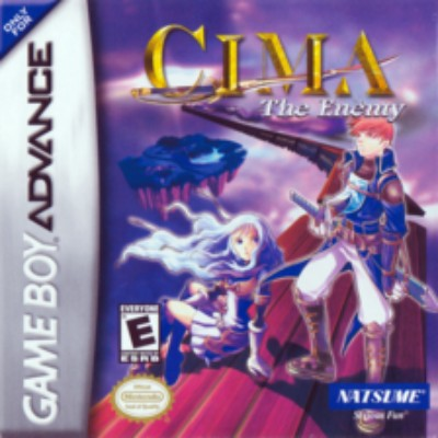 CIMA The Enemy Cover Art