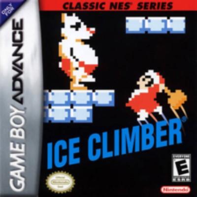 Ice Climber [Classic NES Series] Cover Art