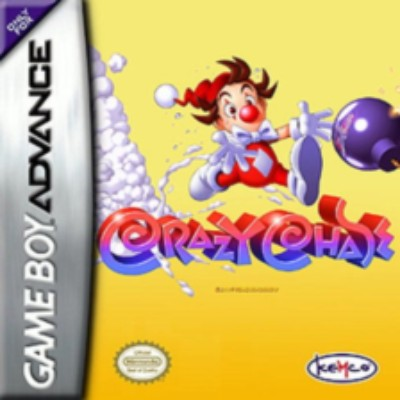 Crazy Chase Cover Art