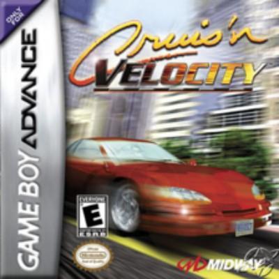 Cruis'n Velocity Cover Art