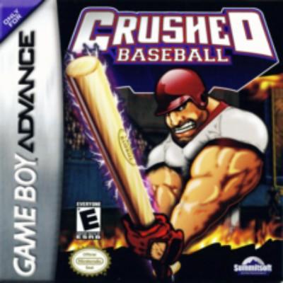 Crushed Baseball Cover Art