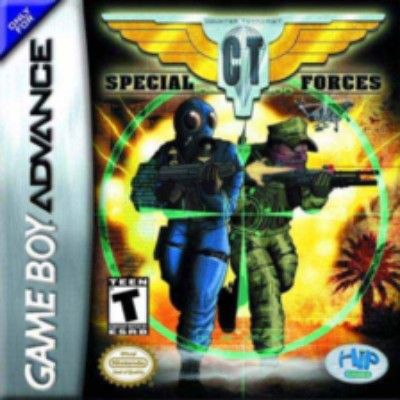 CT Special Forces Cover Art