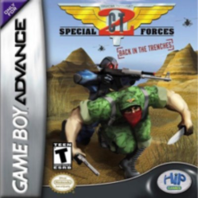 CT Special Forces 2: Back In The Trenches Cover Art