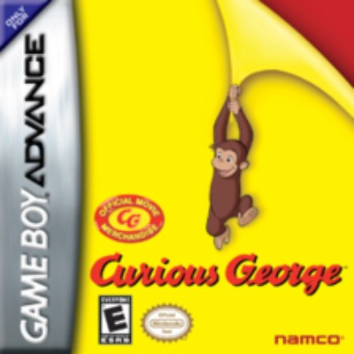 Curious George Cover Art