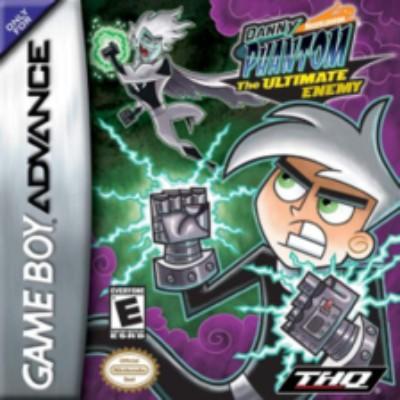 Danny Phantom: The Ultimate Enemy Cover Art