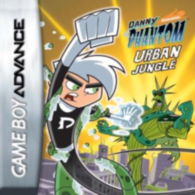 Danny Phantom: Urban Jungle Cover Art