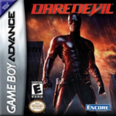 Daredevil Cover Art