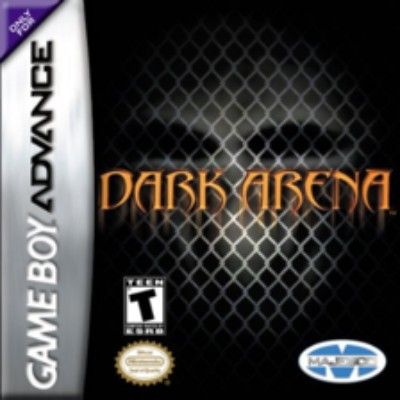 Dark Arena Cover Art