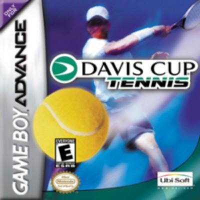 Davis Cup Cover Art