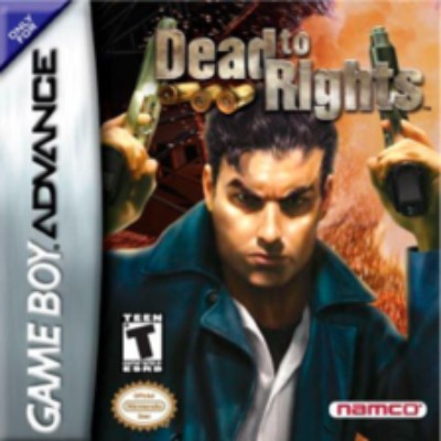 Dead To Rights Cover Art
