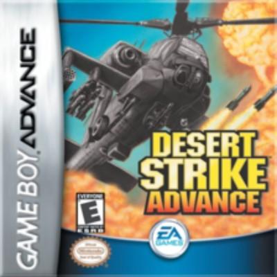 Desert Strike Advance Cover Art