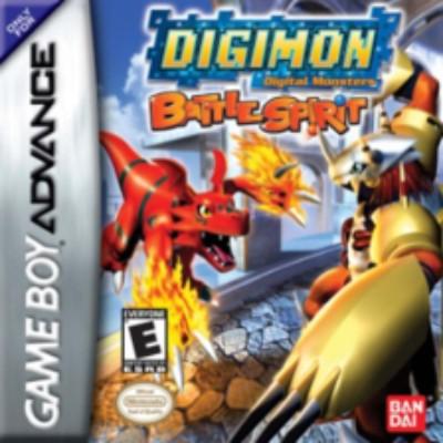 Digimon Battle Spirit Cover Art