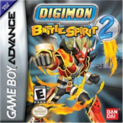 Digimon Battle Spirit 2 Cover Art