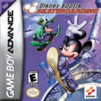 Disney Sports: Skateboarding Cover Art