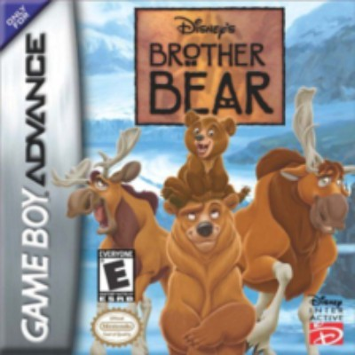 Brother Bear Cover Art