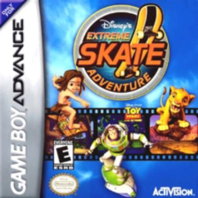Extreme Skate Adventure Cover Art