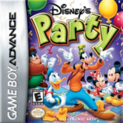 Disney's Party Cover Art