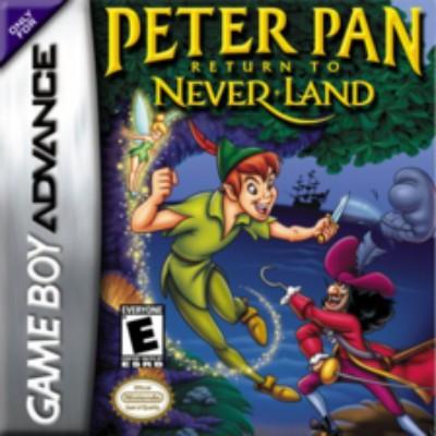 Peter Pan: Return to Neverland Cover Art
