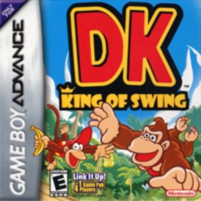 Donkey Kong: King of Swing Cover Art