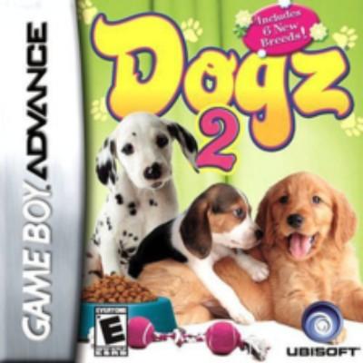 Dogz 2 Cover Art