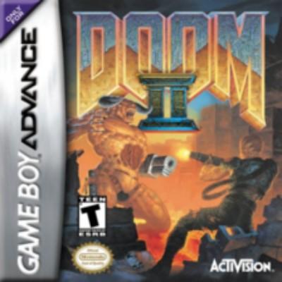 Doom II Cover Art