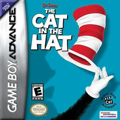 Dr. Seuss' The Cat in the Hat Cover Art